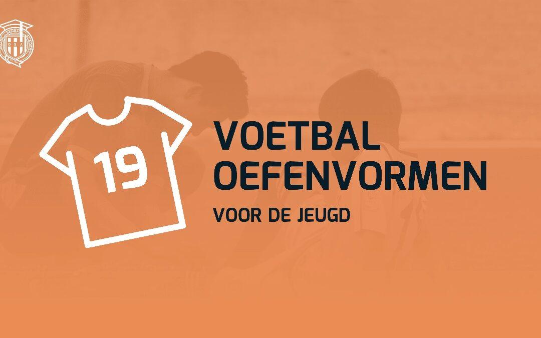 19 gratis voetbaloefeningen voor de jeugd!